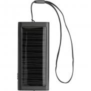 Ładowarka słoneczna 800 mAh - czarny