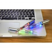 Długopis świecący - granatowy