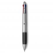 Długopis, wielokolorowy wkład - czarny