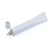Długopis 'tubka' - biały