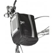 Torba rowerowa, torba termoizolacyjna - czarny