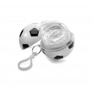 Peleryna w kulce 'piłka nożna' - biały