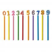 Ołówek 'cyfry'