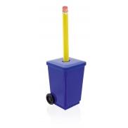 Temperówka 'kosz na śmieci' - granatowy