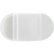 Gumka do mazania i temperówka - biały