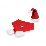 Zestaw świąteczny - czerwony
