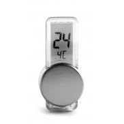 Termometr - srebrny