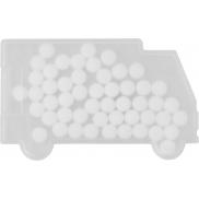 Miętówki 'ciężarówka' - biały