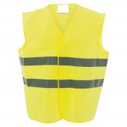 Kamizelka - żółty