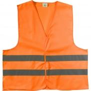 Kamizelka - pomarańczowy