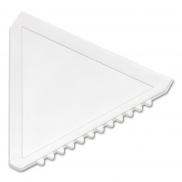 Skrobaczka 'trójkąt' - biały