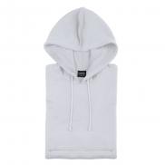 Bluza z kapturem - biały