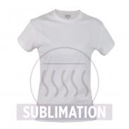 Koszulka damska - biały