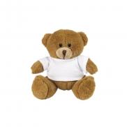 Nicky Brown Junior, pluszowy miś - brązowy