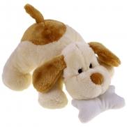 Owen, pluszowy pies - jasnobrązowy