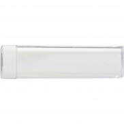 Power bank 2200 mAh - biały