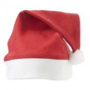 Czapka świąteczna - czerwony