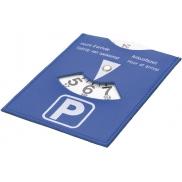 Karta parkingowa - granatowy