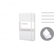 MOLESKINE Notatnik ok. A6 - biały