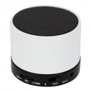 Głośnik bezprzewodowy 3W, radio - biały