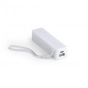Power bank 2000 mAh - biały