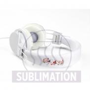 Słuchawki nauszne - biały