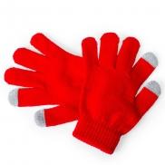 Rękawiczki - czerwony