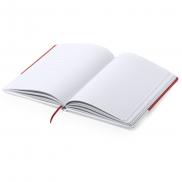 Notatnik A5 - czerwony