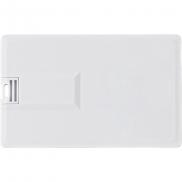 Pamięć USB 'karta kredytowa' 32 GB - biały