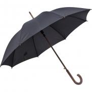 Parasol automatyczny rPET - czarny