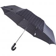Parasol automatyczny, składany - czarny