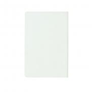Notatnik A5 z organizerem - biały
