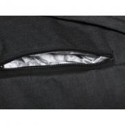 Plecak chroniący przed kieszonkowcami, przegroda na laptopa 15', ochrona RFID - czarny