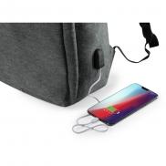 Plecak na laptopa 15' - szary