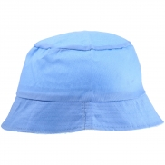 Kapelusz - niebieski