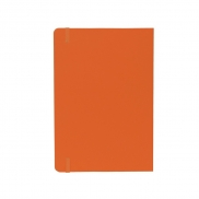Notatnik A5 - pomarańczowy