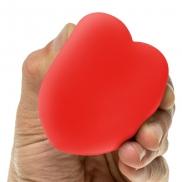 Antystres 'serce' - czerwony