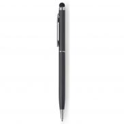 Długopis, touch pen - czarny