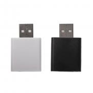 Blokada transferu danych USB - czarny