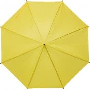 Parasol automatyczny - żółty