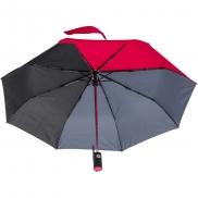 Parasol automatyczny, składany - czerwony