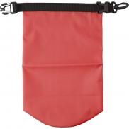 Wodoodporna torba, worek - czerwony