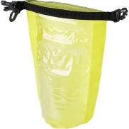 Wodoodporna torba, worek - żółty