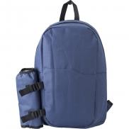 Plecak termoizolacyjny - niebieski