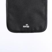 Uniwersalne etui, ochrona RFID - czarny