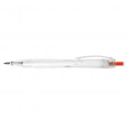 Długopis rPET - pomarańczowy