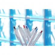 Długopis rPET - niebieski
