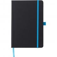 Notatnik ok. A5 - błękitny