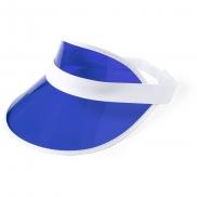 Daszek przeciwsłoneczny - niebieski