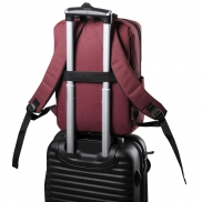 Plecak na laptopa 15' - czerwony